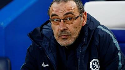 Top four chasing Chelsea cannot afford to lose at Man United - Sarri