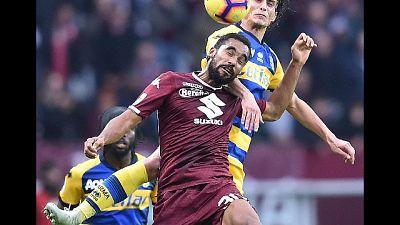 Torino: stagione finita per Djidji