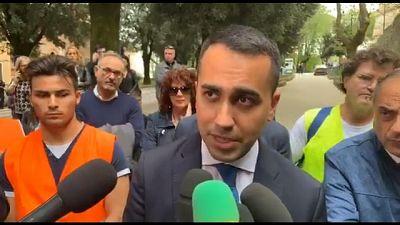 Alitalia: Mise, no contatti Di Maio-Toto