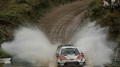 Rallye d'Argentine: Meeke en tête devant Neuville, Ogier et Tänak à la mi-journée