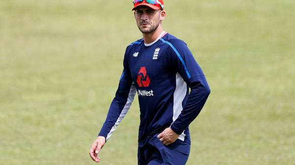 Cricket: England's Hales banned for recreational drug use - report
