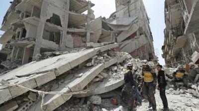 Syrie: 10 civils tués dans des raids aériens russes à Idleb