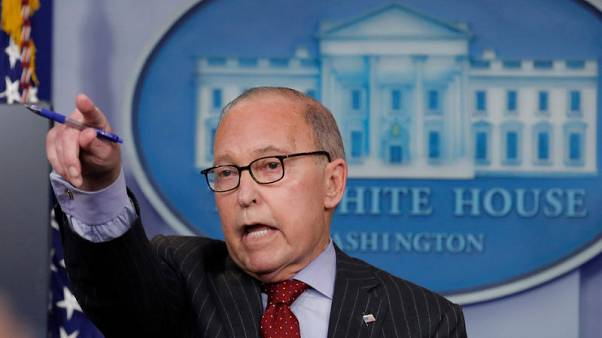 White House adviser says 'ample progress' being made in U.S.-China talks