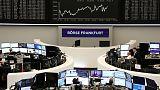 الأسهم الأوروبية تصعد بفضل أرباح قوية للشركات ونمو يفوق التوقعات في أمريكا