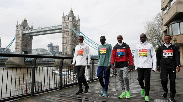 Kenyan Kiptum suspended, won't run in London Marathon