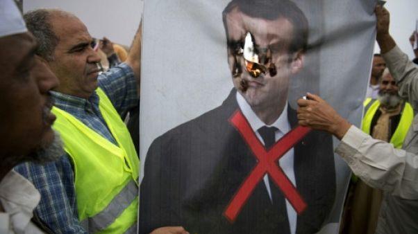Libye: nouvelle manifestation contre Haftar et la France avec des gilets jaunes