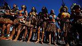 Brazil's indigenous tribes protest Bolsonaro assimilation plan