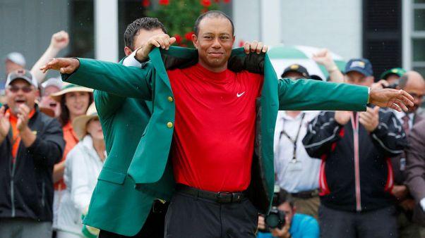 Masters champion Woods to skip Wells Fargo Championship
