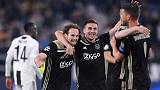 Experience helped propel Ajax to Champions League semi-finals