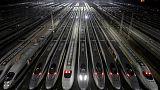 قرض بقيمة 4 مليارات دولار لأول مشروع خاص للقطارات فائقة السرعة بالصين