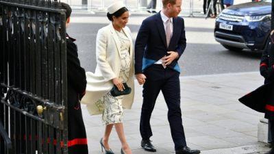 Une petite Diana, rousse? Les paris s'emballent pour le futur bébé royal britannique