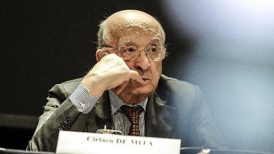 Elezioni: Avellino,non c'è lista De Mita