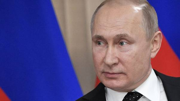 Full-scale assault on Syria's Idlib 'not expedient', says Russia's Putin