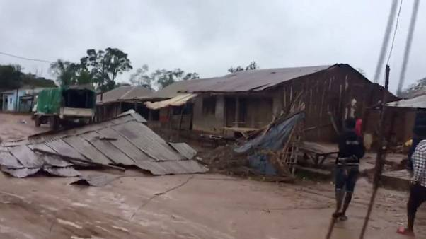 Flooding starts in Mozambique after cyclone, death toll rises to five