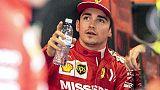 F1, Baku, Leclerc domina ultime libere
