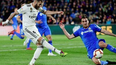Real Madrid: blessure à une cuisse pour Benzema, l'homme en forme