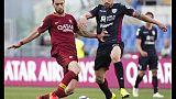 Serie A: Roma-Cagliari 3-0