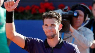 Tennis: Thiem s'offre Nadal et une finale à Barcelone, à un mois de Roland-Garros