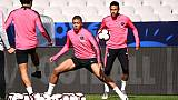 Coupe de France: Neymar et Mbappé titulaires avec le Paris SG, Cavani remplaçant