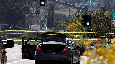 San Diego-area synagogue shooting leaves one worshipper dead, three wounded