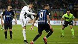 Serie A: Inter-Juventus 1-1