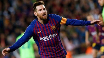 Espagne: Messi offre au Barça son 26e titre de champion
