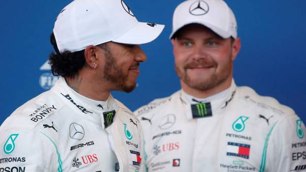 Pole-sitter Bottas taking nothing for granted