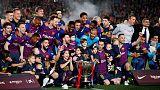 Relentless Barca in Liga of their own