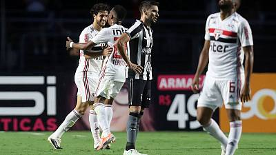 Sao Paulo start league campaign with 2-0 win over Botafogo
