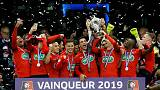 Rennes fight back to beat PSG on penalties in French Cup final