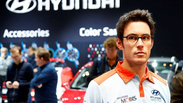 Rallying: Neuville builds comfortable lead in Argentina