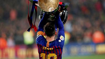 Messi increases iconic status at Barca with 10th La Liga crown