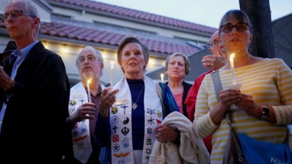 Une synagogue californienne attaquée lors de la Pâque juive: un mort, trois blessés