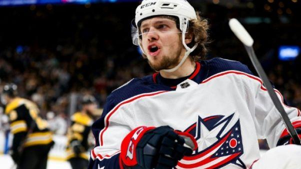 Play-offs NHL: Columbus et Dallas égalisent