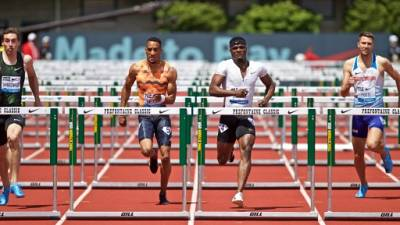 Athlétisme: McLeod et Kendricks battus lors des Drake Relays