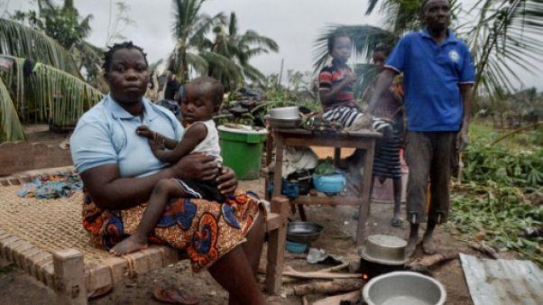 Au Mozambique, dans le sillage du dévastateur cyclone Kenneth