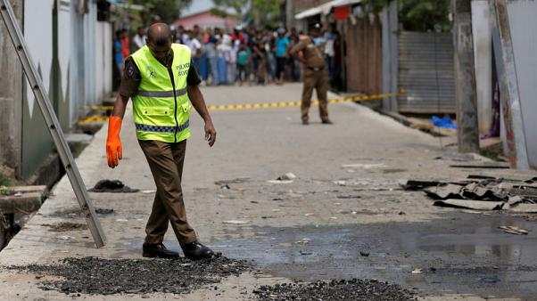 Father, two brothers of Sri Lanka suicide bombings mastermind killed in gun battle