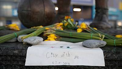 British police investigate online picture reported to be Sala's body