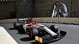 GP d'Azerbaïdjan: Räikkönen, disqualifié des qualifications, partira des stands