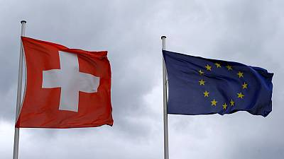 "Swiss labour leader declares draft EU treaty ""dead"""