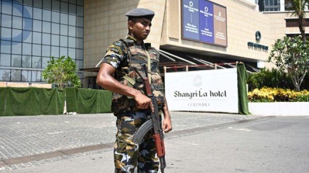 Heures sombres pour les hôtels du Sri Lanka après les attentats sanglants