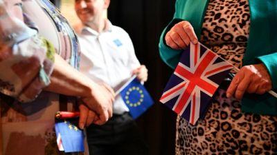 Les européennes en Grande-Bretagne, entre incrédulité et hostilité