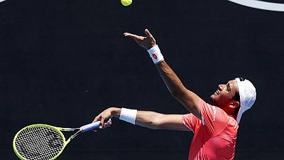 Berrettini beats Krajinovic to win Hungarian Open