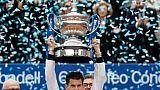 ATP de Barcelone: Thiem succède à Nadal et prend date pour Roland-Garros