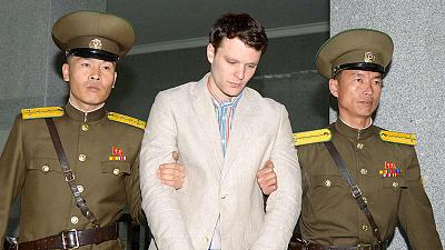 U.S. envoy signed North Korea document to pay for Warmbier's care - Bolton