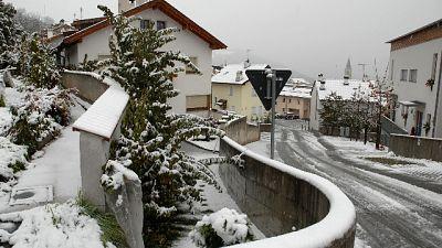 Maltempo: Veneto,chiusi passi dolomitici