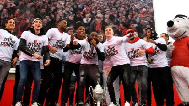 """Coupe de France: le """"peuple rouge et noir"""" en ébullition face à ses joueurs"""