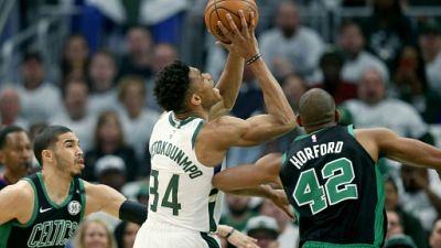 NBA: Boston asphyxie Milwaukee dans sa salle