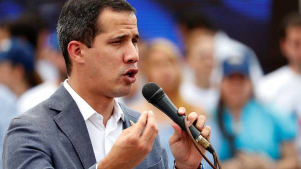 Guaido cancels western Venezuela rally after 'dictatorship' blocks route