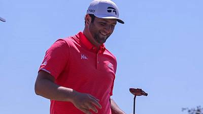 Rahm and Palmer team up to win Zurich Classic by three shots